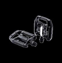 BBB BPD-61  kerékpáros pedál kétfunkciós DualChoice - fekete