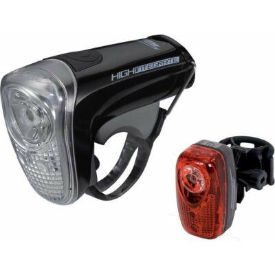 BBB HIGHCOMBO BLS-45 - első lámpa + hátsó lámpa