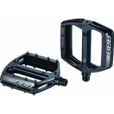 BBB BPD-36 MTB CoolRide pedál - fekete