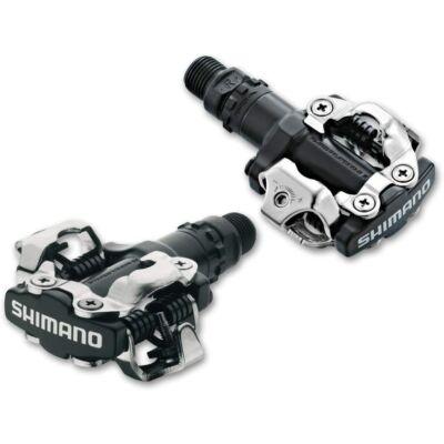 Shimano PD-M520 SPD pedál - fekete
